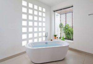 phòng tắm phong cách hiện đại