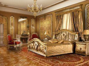 nội thất cổ điển Châu Âu