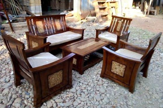 Một bộ bàn ghế tốt phải tạo cảm giác thoải mái cho chủ nhân của chúng