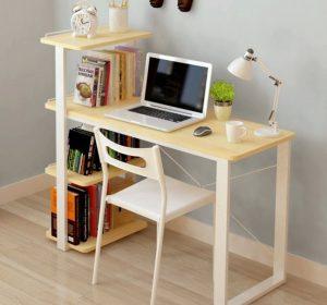 mẫu bàn học sinh bằng gỗ
