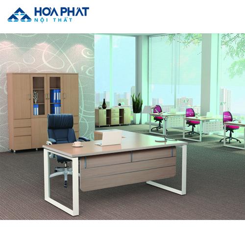 bàn làm việc giám đốc hòa phát HRP1800C5