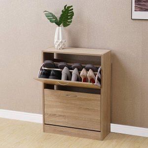 tủ giày gỗ công nghiệp giá rẻ TPHCM
