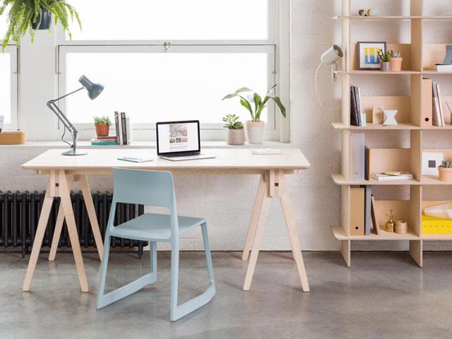 mẫu bàn làm việc tại nhà đẹp