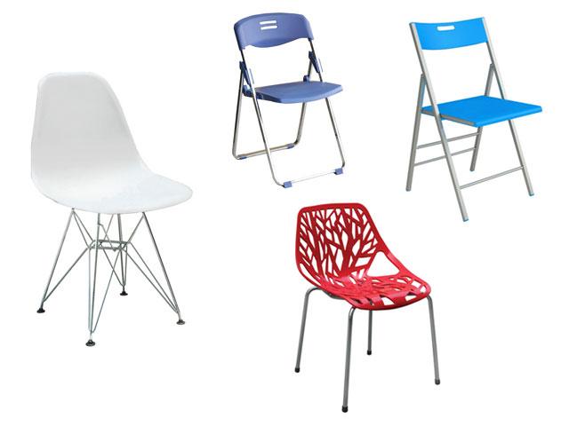 Ghế nhựa chân sắt giá rẻ