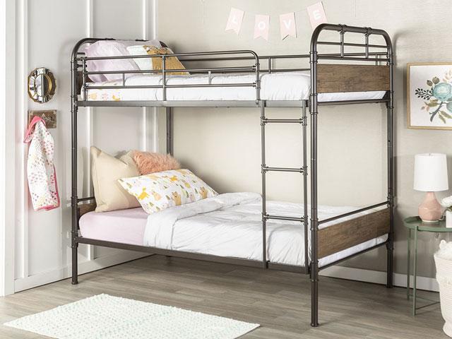 giường tầng bằng sắt đẹp