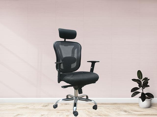 ghế xoay văn phòng tựa đầu