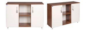 tủ gỗ văn phòng thấp