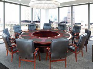 ghế phòng họp gỗ