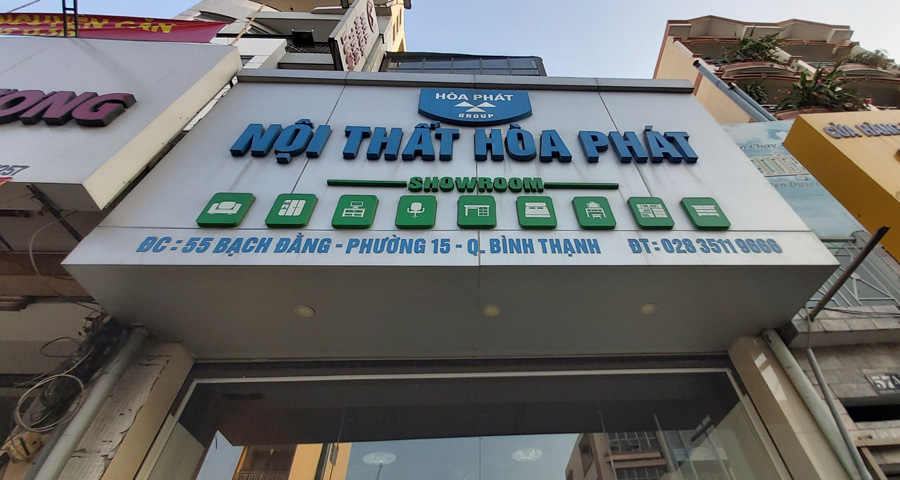 Công ty TNHH SX TM DV Nội Thất Hoàng Phát - đại lý Hòa Phát TPHCM