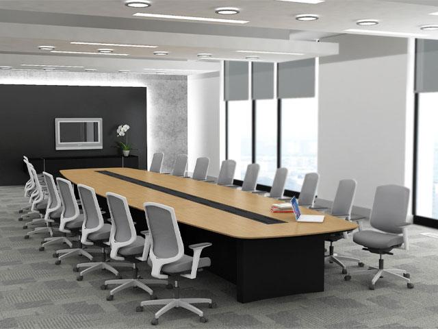 Kích thước bàn họp lớn