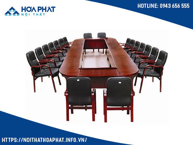 Kích thước bàn họp lớn CT5022H1R10