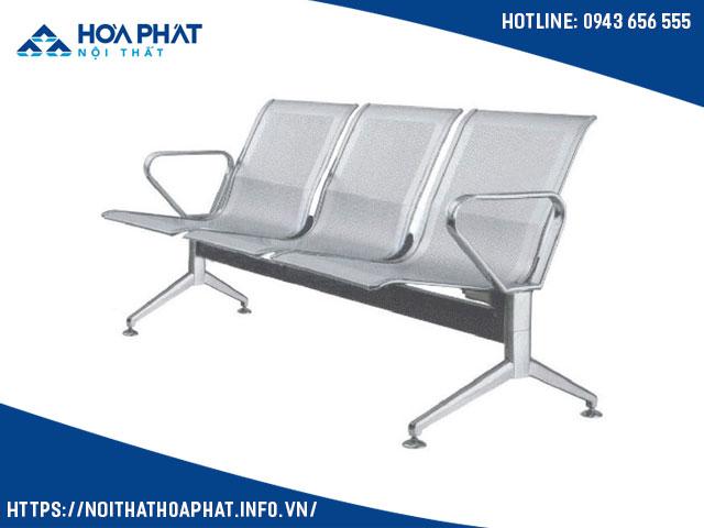 Ghế phòng chờ bằng Inox GPC04I-3