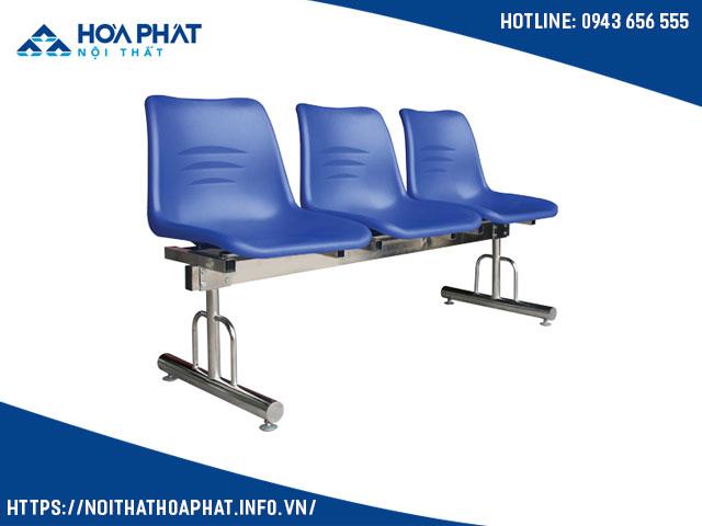 Ghế phòng chờ bằng Inox PC203T1