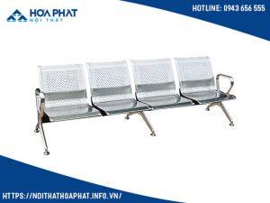 Ghế phòng chờ bằng Inox PS02-4