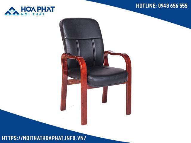 Ghế phòng họp gỗ tự nhiên GH02
