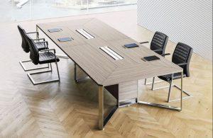 Giải pháp bày trí nội thất văn phòng trong không gian nhỏ, hẹp