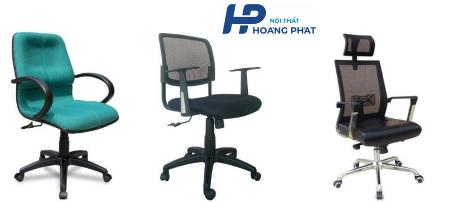 ghế văn phòng đơn giản